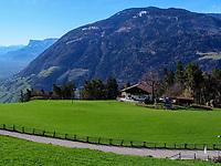 Ortsteil Vellau, Algund-Lagundo, Provinz Bozen &ndash; S&uuml;dtirol, Italien<br /> District Vellau, Algund-Lagundo, province Bozen-South Tyrol, Italy