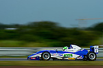 Nicholas Rowe of Australia and Cebu Pacific Air by KCMG drives during the Formula Masters China Series as part of the 2015 Pan Delta Super Racing Festival at Zhuhai International Circuit on September 20, 2015 in Zhuhai, China.  Photo by Aitor Alcalde/Power Sport Images