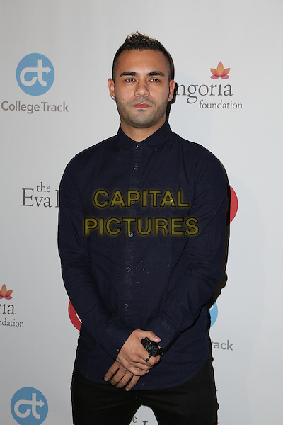 LOS ANGELES, CA - NOVEMBER 10: Gabriel Chavarria attends the 5th Annual Eva Longoria Foundation Dinner at Four Seasons Hotel Los Angeles at Beverly Hills on November 10, 2016 in Los Angeles, California.  <br /> CAP/MPI/PA<br /> &copy;PA/MPI/Capital Pictures