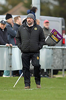 Romford & Gidea Park director of rugby Steve Barfoot  Romford & Gidea Park RFC vs Woodford RFC, London 2 North East Division Rugby Union at Crowlands on 9th March 2019