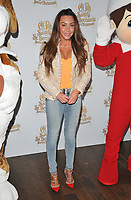 Michelle Heaton at the &quot;Elf Pets: Santa's St. Bernard's Save Christmas&quot; VIP screening, Picturehouse Central, Corner of Shaftesbury Avenue, London, England, UK, on Sunday 04 November 2018.<br /> CAP/CAN<br /> &copy;CAN/Capital Pictures