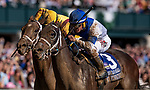 OCT 05: Spiced perfection with Javier Castellano wins the Thoroughbred Club of America Stakes at KeenelandRacecourse, Kentucky on October 05, 2019. Evers/Eclipse Sportswire/CSM