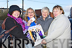 Launch of the Chernobyl CHildren fundraising dance were which takes place in t Joan Griffin, Bridie Courtney, Mary Farrell and Crena Daughton.