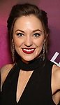"Laura Osnes attends the Broadway Opening Night Performance for ""Children of a Lesser God"" at Studio 54 Theatre on April 11, 2018 in New York City."