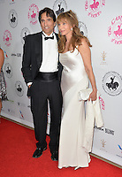 BEVERLY HILLS, CA. October 8, 2016: Vincent Spano &amp; Ann Turkel at the 2016 Carousel of Hope Ball at the Beverly Hilton Hotel.<br /> Picture: Paul Smith/Featureflash/SilverHub 0208 004 5359/ 07711 972644 Editors@silverhubmedia.com