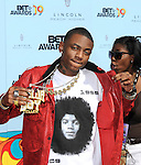 Soulja Boy at the 2009 BET Awards at the Shrine Auditorium in Los Angeles on June 28th 2009..Photo by Chris Walter/Photofeatures