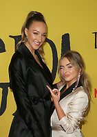 """LOS ANGELES , CA - SEPTEMBER 9: Sabrina Carpenter, Ava Michelle, at Premiere Of Netflix's """"Tall Girl"""" at Netflix Home Theater  in Los Angeles, California on September 9, 2019. <br /> CAP/MPI/FS<br /> ©FS/MPI/Capital Pictures"""