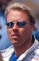 J.J. Lehto, Marlboro Grand Prix of Miami, Homestead-Miami Speedway, Homestead, FL, March 15, 1998.  (Photo by Brian Cleary/www.bcpix.com)