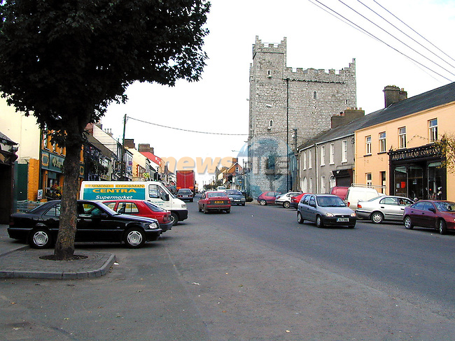 The main street in Ardee, Co. Louth..Picture: Paul Mohan/Newsfile