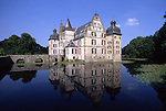 Europe, DEU, Germany, North Rhine Westphalia, Rhine-Ruhr Area, Ruhr District , Dortmund, Moated castle, Wasserburg Haus Bodelschwingh....[ For each utilisation of my images my General Terms and Conditions are mandatory. Usage only against use message and proof. Download of my General Terms and Conditions under http://www.image-box.com or ask for sending. A clearance before usage is necessary...Material is subject to royalties. Each utilisation of my images is subject to a fee in accordance to the present valid MFM-List...Contact | archive@image-box.com | www.image-box.com ]