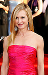 LOS ANGELES, CA. - January 25: Actress Holly Hunter arrives at the 15th Annual Screen Actors Guild Awards held at the Shrine Auditorium on January 25, 2009 in Los Angeles, California.