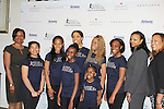 Harlem Figure Skaters  - The 11th Annual Skating with the Stars Gala - a benefit gala for Figure Skating in Harlemon April 11, 2016 on Park Avenue in New York City, New York with many Olympic Skaters and Celebrities. (Photo by Sue Coflin/Max Photos)
