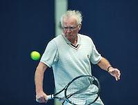 Hilversum, The Netherlands, March 10, 2016,  Tulip Tennis Center, NOVK, Gerard Dijkstra<br /> Photo: Tennisimages/Henk Koster