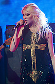 Apr 23, 2014: THE PRETTY RECKLESS - Golden Gods Awards - Los Angeles USA