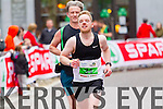 Nigel Carroll 34, who took part in the 2015 Kerry's Eye Tralee International Marathon Tralee on Sunday.