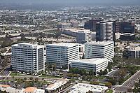 Aerial Photo of Irvine California