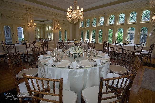 Boston University Castle and Boston University School of Management Function Halls
