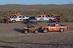 The Bi-Polar Desert Race Team in Havasu