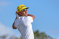 Rafael Cabrera Bello (ESP) watches his tee shot on 14 during round 3 of the Arnold Palmer Invitational at Bay Hill Golf Club, Bay Hill, Florida. 3/9/2019.<br /> Picture: Golffile | Ken Murray<br /> <br /> <br /> All photo usage must carry mandatory copyright credit (© Golffile | Ken Murray)