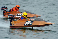 69-V and 44-S  (Outboard Runabout)