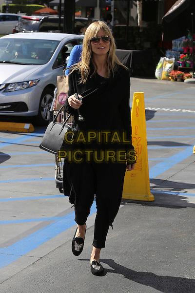 February 27, 20-14 Los Angeles California Heidi Klum out and about shopping in Los Angeles, CAlifornia, USA.<br /> CAP/MPI/mpi99<br /> &copy;mpi99/MediaPunch/Capital Pictures