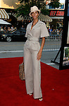 "Nicole Murphy arrives at the Premiere of Columbia Pictures' ""Step Brothers"" at the Mann Village Theater on July 15, 2008 in Los Angeles, California."