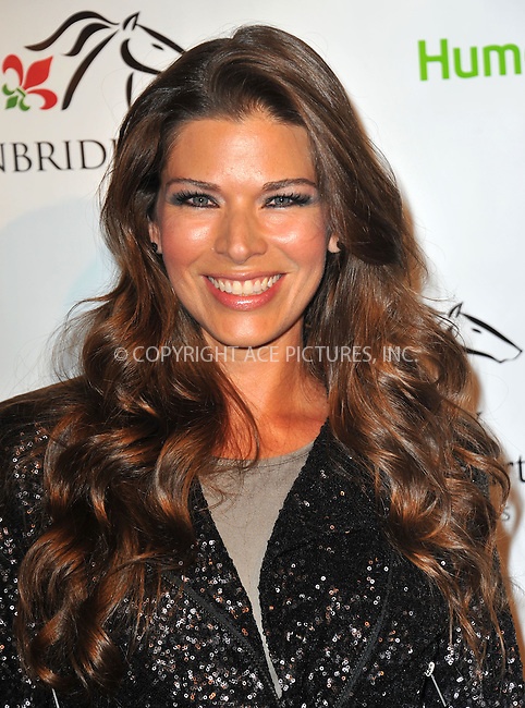 WWW.ACEPIXS.COM<br /> <br /> January 9 2014, LA<br /> <br /> Adrienne Janic arriving at the 5th Annual Los Angeles Unbridled Eve Derby Prelude Party, The London West Hollywood, West Hollywood, CA January 9, 2014<br /> <br /> By Line: Peter West/ACE Pictures<br /> <br /> <br /> ACE Pictures, Inc.<br /> tel: 646 769 0430<br /> Email: info@acepixs.com<br /> www.acepixs.com