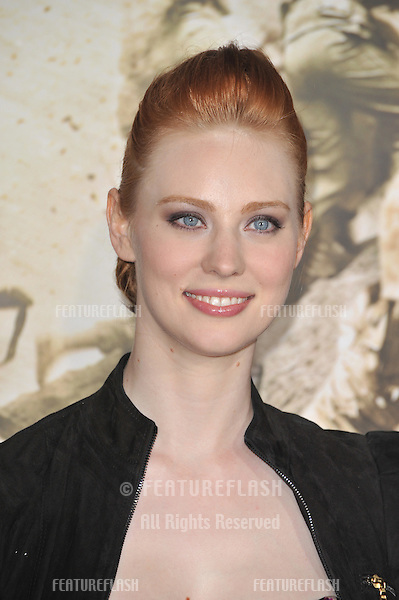 "Deborah Ann Woll at the premiere of HBO miniseries ""The Pacific"" at Grauman's Chinese Theatre, Hollywood..February 24, 2010  Los Angeles, CA.Picture: Paul Smith / Featureflash"