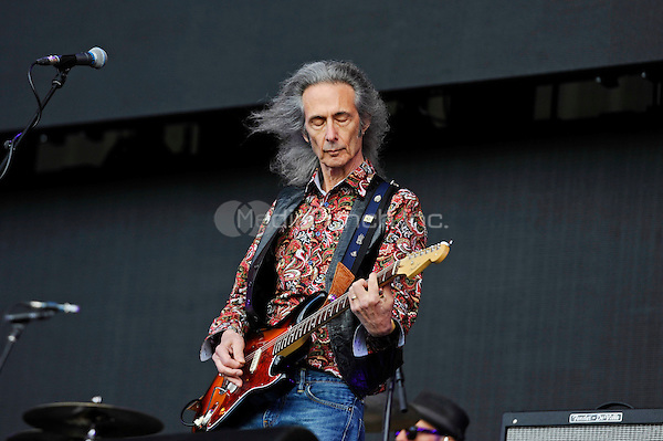 LONDON, ENGLAND - JULY1: Lenny Kaye performing at British Summertime, Hyde Park on July 1, 2016 in London, England.<br /> CAP/MAR<br /> &copy;MAR/Capital Pictures /MediaPunch ***NORTH AND SOUTH AMERICAS ONLY***