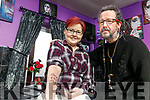 Nicole McGaley getting her one day at the time Tattoo pictured with Tattoo artist Martin Joy at Metal Urges in Tralee.