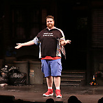 """Nick Kohn during """"Avenue Q"""" Celebrates World Puppetry Day at The New World Stages on 3/21/2019 in New York City."""
