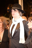 "Pete Doherty attending the ""Jagten (The Hunt)"" Premiere during the 65th annual International Cannes Film Festival in Cannes, France, 20th May 2012...Credit: Timm/face to face /MediaPunch Inc. ***FOR USA ONLY***"