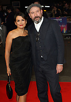 Paul McGuigan at the BFI London Film Festival - Film Stars Don't Die In Liverpool - The Mayfair Hotel Gala, Odeon Leicester Square, London on October 11th 2017<br /> CAP/ROS<br /> &copy; Steve Ross/Capital Pictures /MediaPunch ***NORTH AND SOUTH AMERICAS ONLY***