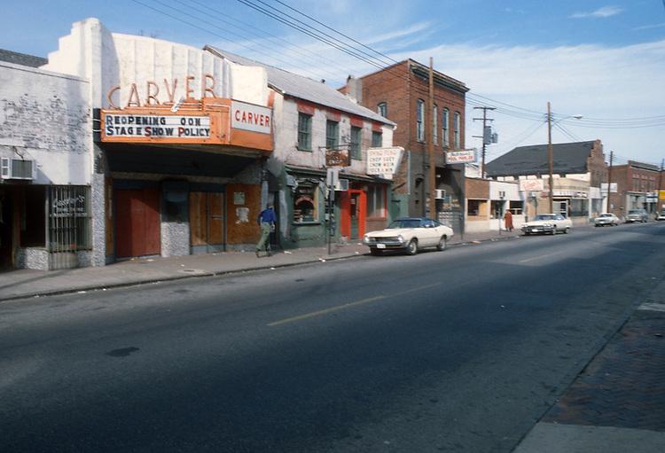 1982 January 05..Redevelopment.Church Street...NEXT TO 5185 FREEMASON ST.BEFORE...NEG#.NRHA#..