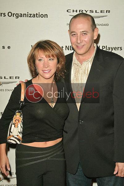 Cheri Orteri and Paul Reubens