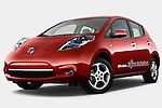 Nissan Leaf SL Electric Hatchback 2011