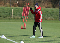 Pictured: Neil Taylor Wednesday 10 December 2014<br />