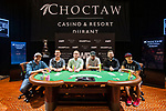 WPT Choctaw Season 2018-2019