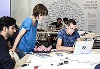 GID students at work on 'Billion Dollar Question'