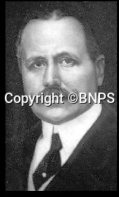 BNPS.co.uk (01202 558833)<br /> Pic: BNPS<br /> <br /> George Widener, who died aboard Titanic.<br /> <br /> Golden gift of gratitude - A beautiful gold watch three wealthy widows gifted to the captain of the Carpathia who rescued them from the Titanic disaster is to be sold for £50,000.<br /> <br /> Madeline Astor, Marian Thayer and Eleanor Widener bought the 18ct gold pocket watch from Tiffany & Co after they returned safely to New York following the sinking that claimed there husbands lives.<br /> <br /> They presented it to Capt Arthur Rostron as an expression of thanks and gratitude for rescuing them and attempting to save their three husbands who all drowned.<br /> <br /> The watch is now coming up for sale at Henry Aldridge and Son of Devizes, Wilts.