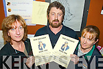 STOP THE CUTS: Members of the Presentation Secondary School Milltown Parents Association who are holding a public meeting on the cuts in education at the school on  Friday night, l-r: Joan Cleary (Milltown), Don Myers (Castlemaine), Anne Griffin (Glenbeigh).   Copyright Kerry's Eye 2008