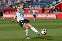 Bridgeview, IL - Sunday June 25, 2017: Mckenzie Meehan during a regular season National Women's Soccer League (NWSL) match between the Chicago Red Stars and Sky Blue FC at Toyota Park. The Red Stars won 2-1.