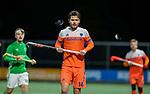 AMSTELVEEN - Robbert Kemperman (Ned)   tijdens de hockeyinterland Nederland-Ierland (7-1) , naar aanloop van het WK hockey in India.  COPYRIGHT KOEN SUYK