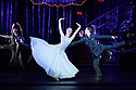 London, UK. 15.12.2017. Matthew Bourne's CINDERELLA returns to Sadler's Wells and runs until January 27th 2018. Picture shows: Ashley Shaw (Cinderella), Dominic North (Harry, the Pilot). Photograph © Jane Hobson.