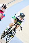 Matthew Glaetzer of the Australia team competes in the Men's Sprint - 1/8 Finals as part of the Men's Sprint - 1/8 Finals as part of the 2017 UCI Track Cycling World Championships on 14 April 2017, in Hong Kong Velodrome, Hong Kong, China. Photo by Chris Wong / Power Sport Images