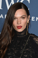 Anna Brewster<br /> arriving for the 2018 IWC Schaffhausen Gala Dinner in Honour of the BFI at the Electric Light Station, London<br /> <br /> ©Ash Knotek  D3437  09/10/2018