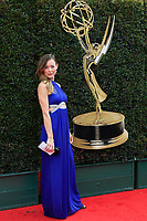 PASADENA - APR 29: Taylor Stanley at the 45th Daytime Emmy Awards Gala at the Pasadena Civic Center on April 29, 2018 in Pasadena, California