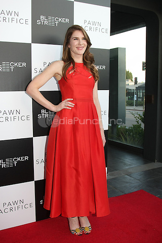"""LOS ANGELES - SEP 8: Lily Rabe at the """"Pawn Sacrifice"""" LA Premiere at the Writer's Guild Theater on September 8, 2015 in Beverly Hills, CA Credit: David Edwards/MediaPunch"""