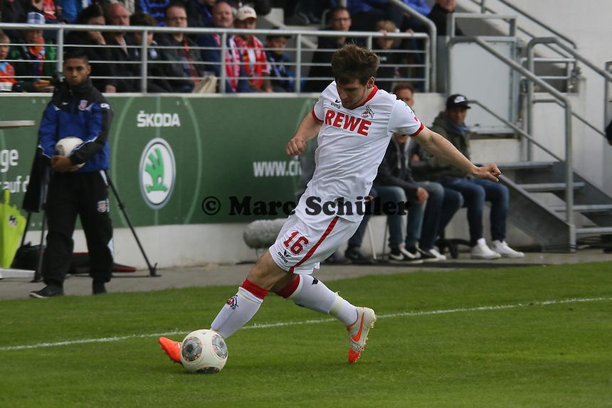 Patrick Helmes (Koeln) - FSV Frankfurt vs. 1. FC Koeln, Frankfurter Volksbank Stadion