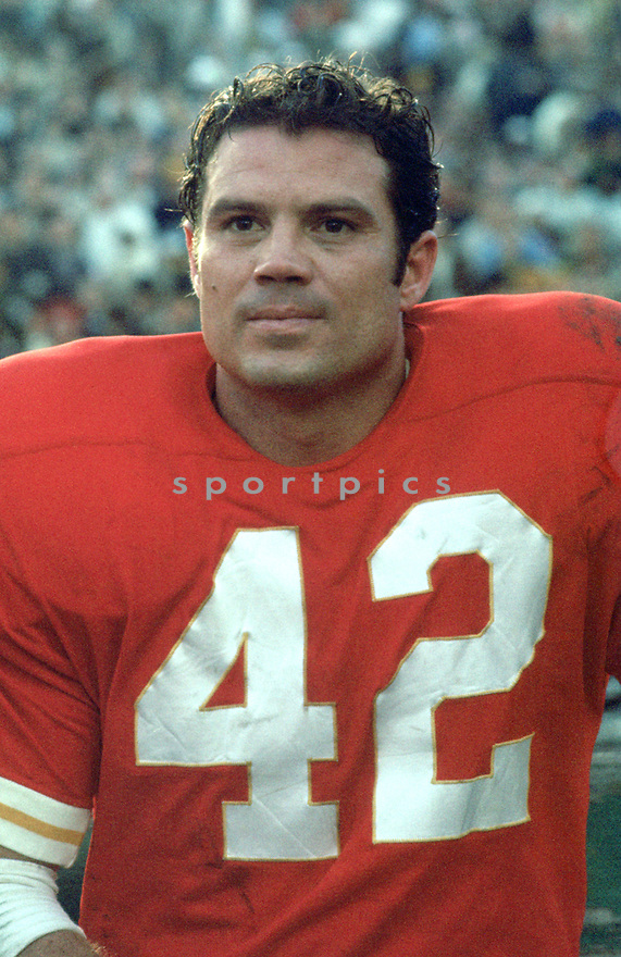 Kansas City Chiefs JIm Lynch (78) during a game from his career with the Kansas City Chiefs.  JIm Lynch played for 12 years, all with the Kansas City Chiefs, and was a 7-time Pro Bowler.(SportPics)